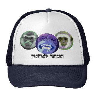 Monkey Magic Trucker Hat