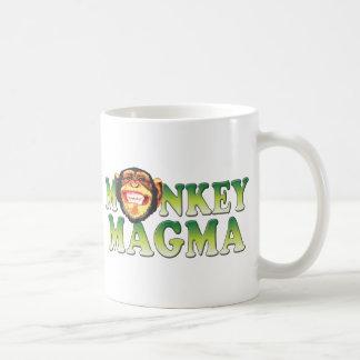 Monkey Magma Mug