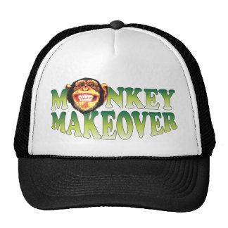 Monkey Makeover Trucker Hat