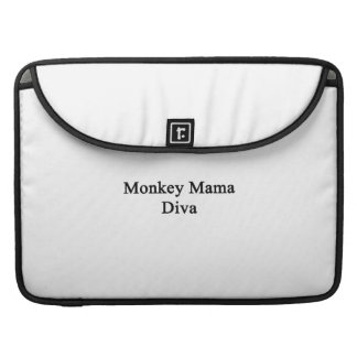 Monkey Mama Diva Sleeve For MacBook Pro