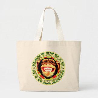 Monkey Man Canvas Bag