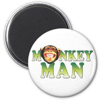 Monkey Man Fridge Magnets