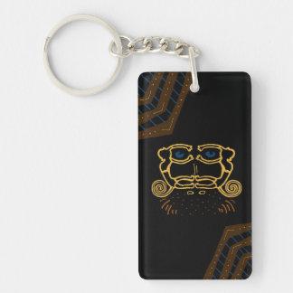 Monkey Man Keychain