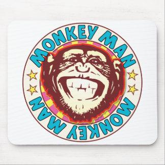 Monkey Man Mouse Pad