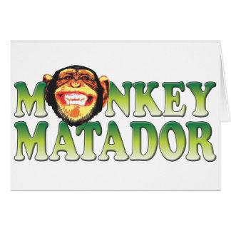 Monkey Matador Cards