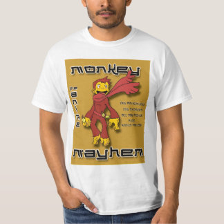 Monkey Mayhem T-Shirt
