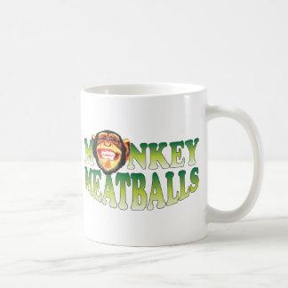 Monkey Meatballs Mugs