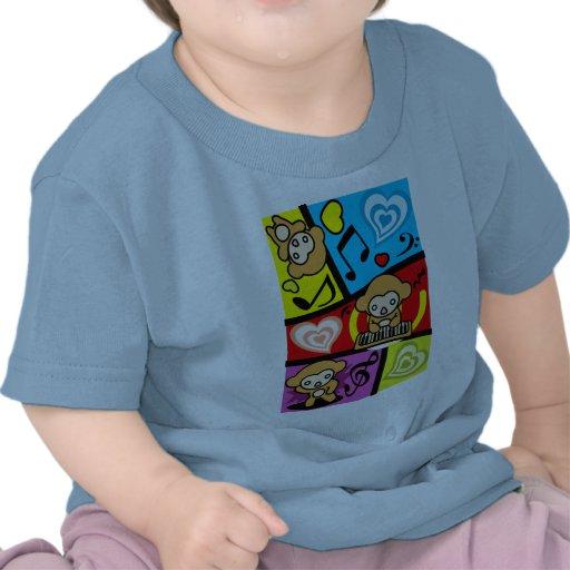 Monkey_Method Camisetas