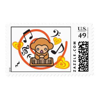 Monkey_Method Postage