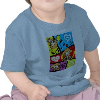 Monkey_Method T-shirts