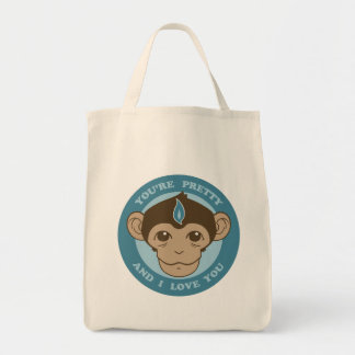 Monkey Mind Chalice Tote Bag