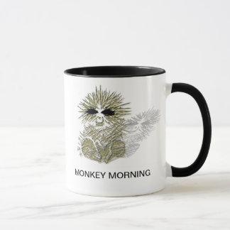 MONKEY MORNING MUG