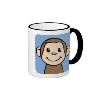 Monkey Ringer Coffee Mug