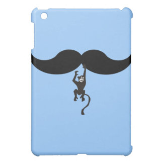 monkey mustache case for the iPad mini