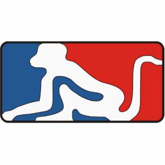 Monkey NBA Cutout