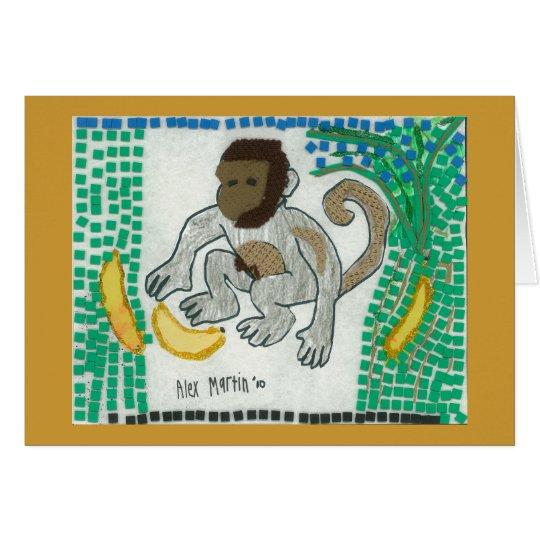 Monkey Notecard