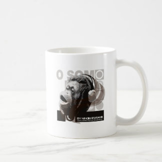 Monkey of the Sound Coffee Mug
