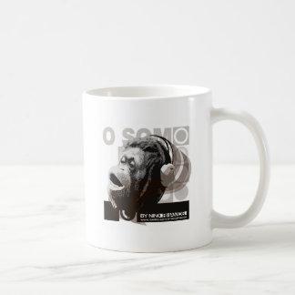 Monkey of the Sound Mug