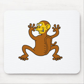monkey off my back mouse pad