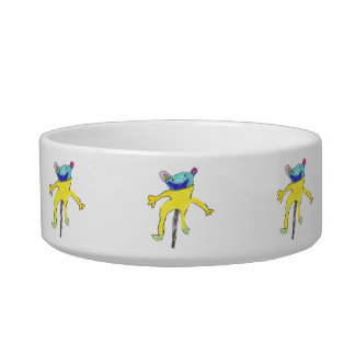 Monkey Cat Bowls