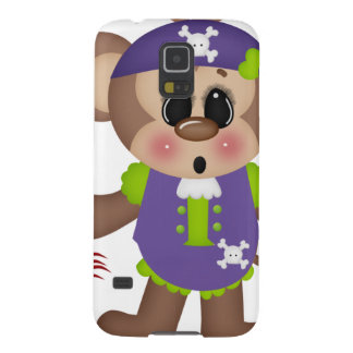 Monkey Pirate Galaxy S5 Cases