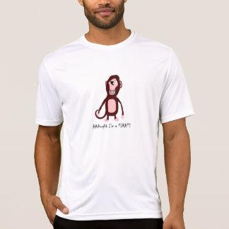 monkey pirate t shirt