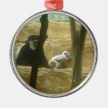 Monkey Play Ornament