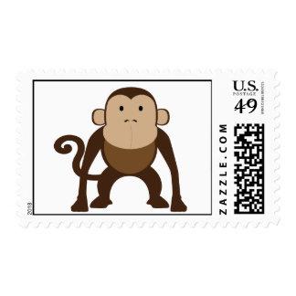 Monkey Postage