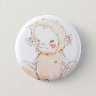 Monkey Pout Button