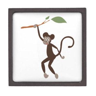 Monkey Premium Jewelry Box