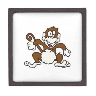 Monkey Premium Keepsake Boxes