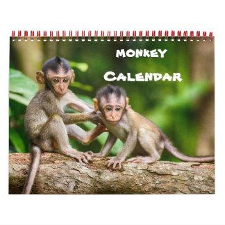 Monkey Primate Vine Welcome Home Destiny Destiny'S Calendar