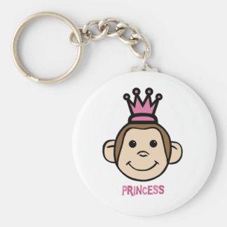 Monkey Princes Keychain