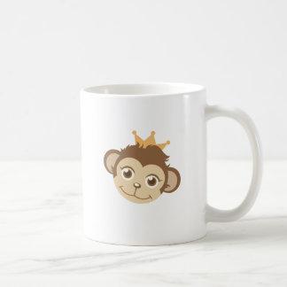Monkey Queen Coffee Mug