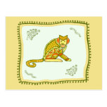 Monkey Quilt Post Cards