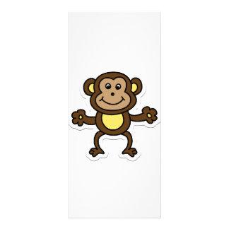 monkey rack card