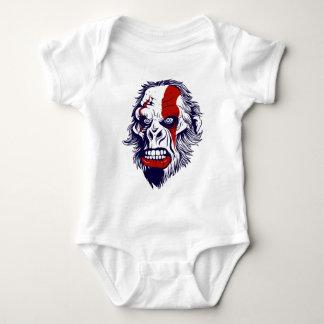 Monkey Rev. Baby Bodysuit