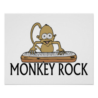 Monkey Rock Posters