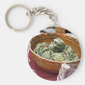 Monkey Salad Key Chains