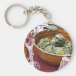 Monkey Salad Keychains