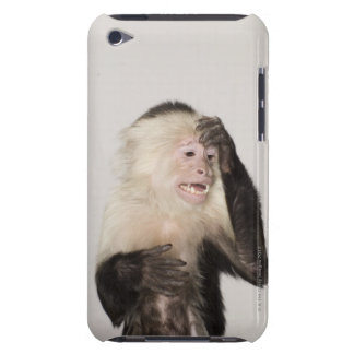 Monkey scratching itself iPod touch cover