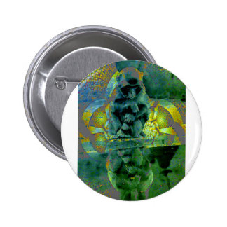 MONKEY SEE PINBACK BUTTONS
