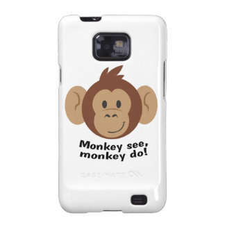 Monkey See Samsung Galaxy S2 Covers