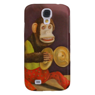 Monkey See Monkey Do Galaxy S4 Cover