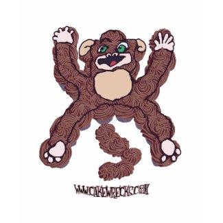 Monkey See, Monkey Doo-Doo Tee shirt