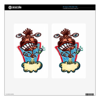 Monkey Skins For Kindle Fire