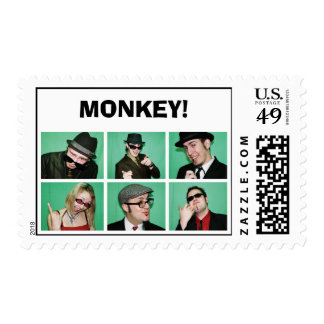 Monkey Stamps!!! Postage