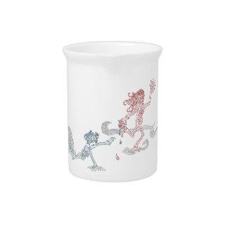 monkey sun snatcher pitcher