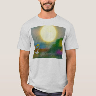Monkey Sunset T-Shirt