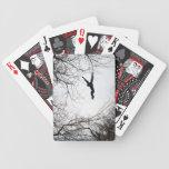 Monkey Swinging Card Decks